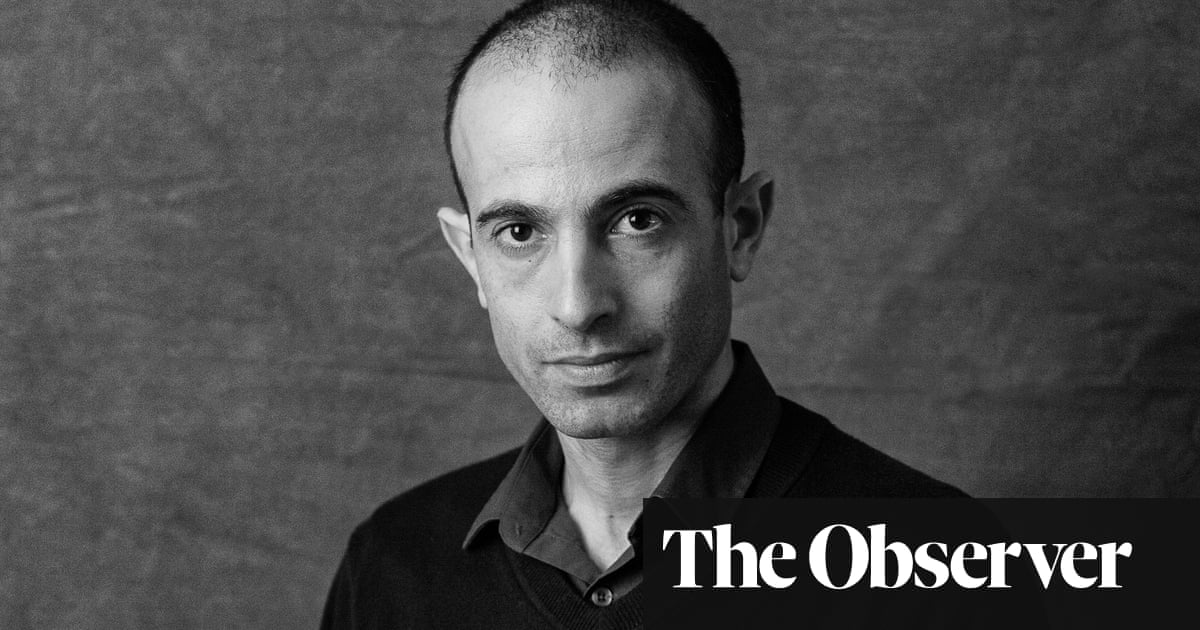 Homo Deus: A Brief History of Tomorrow by Yuval Noah Harari review