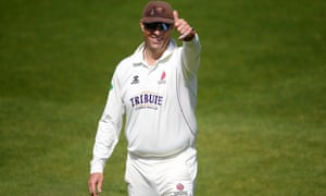 Marcus Trescothick is calling time.