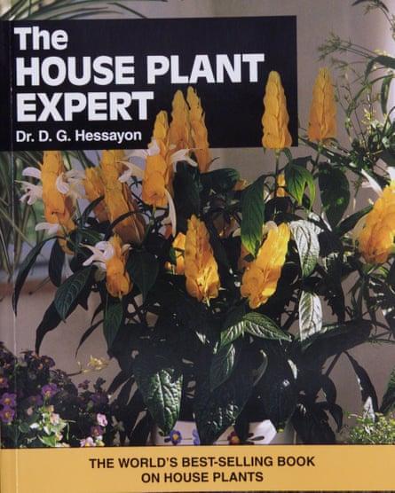 The Houseplant Expert by DG Hessayon