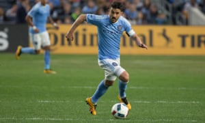 David Villa has emerged as a leader for his team