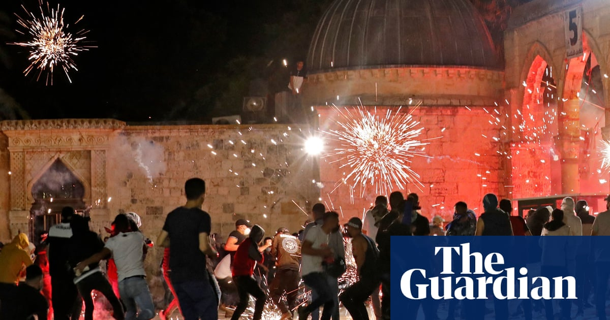 More than 205 Palestinians wounded in Jerusalem al-Aqsa clashes