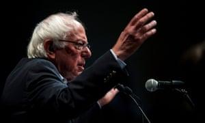 Bernie Sanders: is he failing?