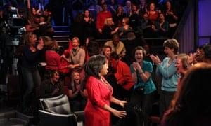 'Oprah's Ultimate Favorite Things' episode in 2010.