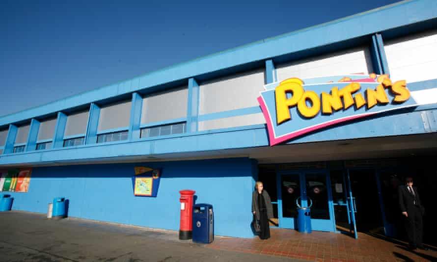 Pontins at Prestatyn, Denbighshire.