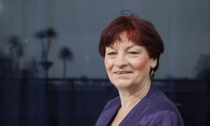 Christine Blower, general secretary of the National Union of Teachers.
