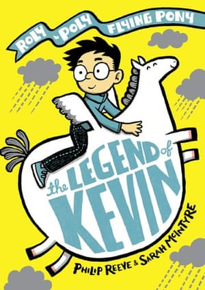 The Legend of Kevin, by Philip Reeve and Sarah McIntyre – a children's chapter book