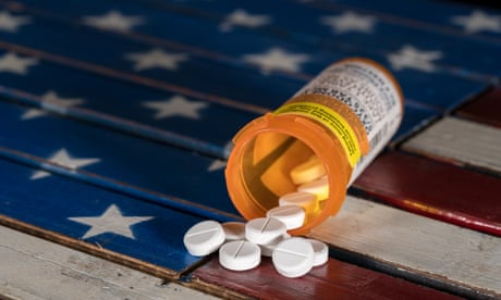 How did a town in West Virginia become the opioid capital of the US?