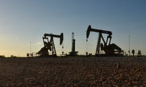 Even as the government shutdown has halted key services, the interior department has continuing processing oil-drilling permits.