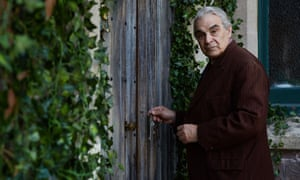 A nice reminder of this show's status … David Suchet took the role of the Landlord without seeing a script.