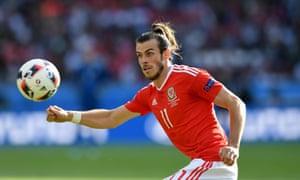 Gareth Bale, Wales v Northern Ireland