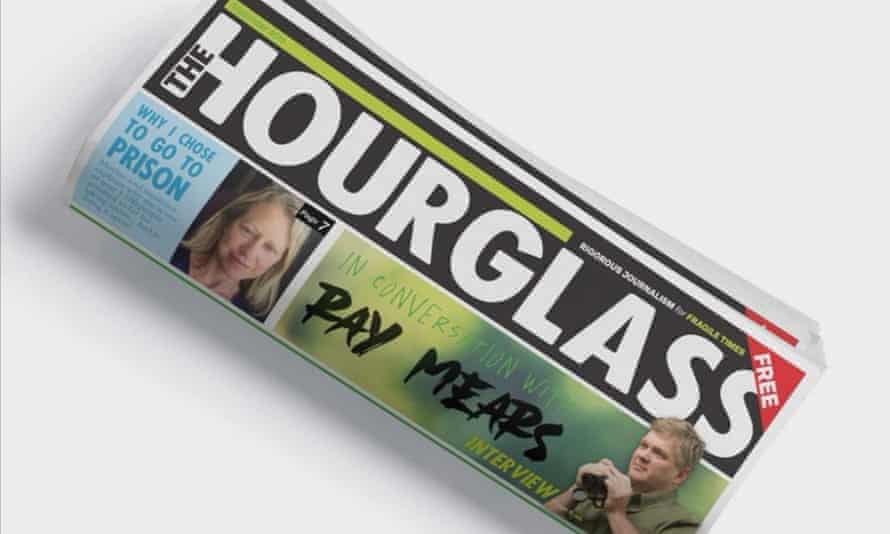 The September edition of the Hourglass