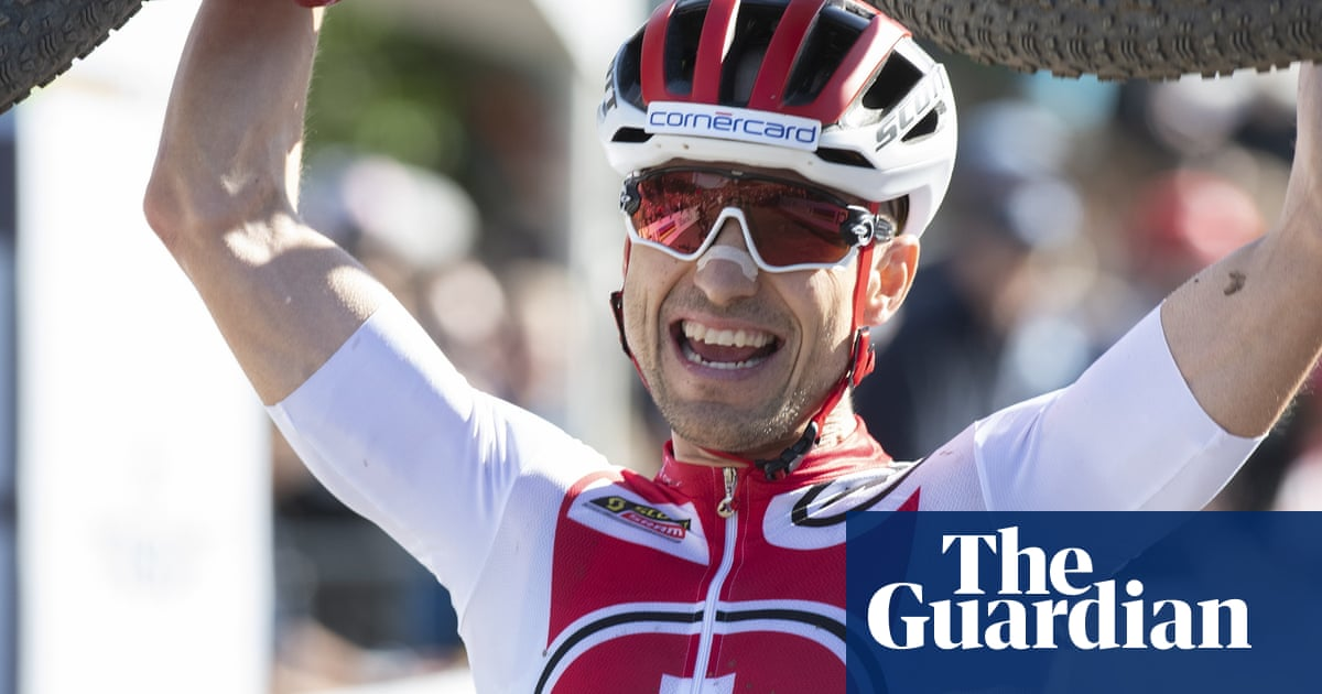 Olympic cycling champion faces army warning for bare-cheeked Trump taunt