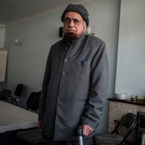 Kamal Siddiqui who founded and owns the Mosque