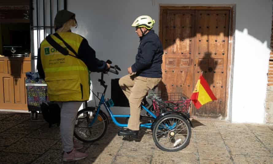 People in Ocaña