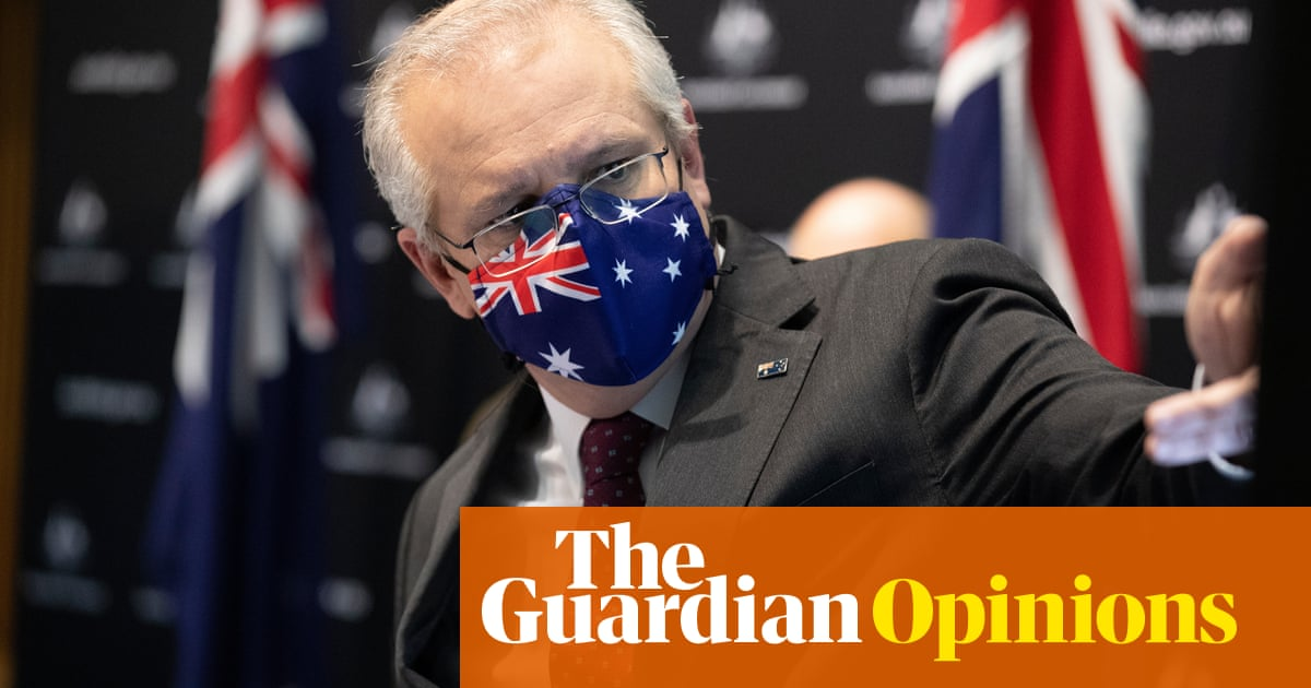 Politics rides roughshod over substance as Scott Morrison tries to spin his way out of Covid corner