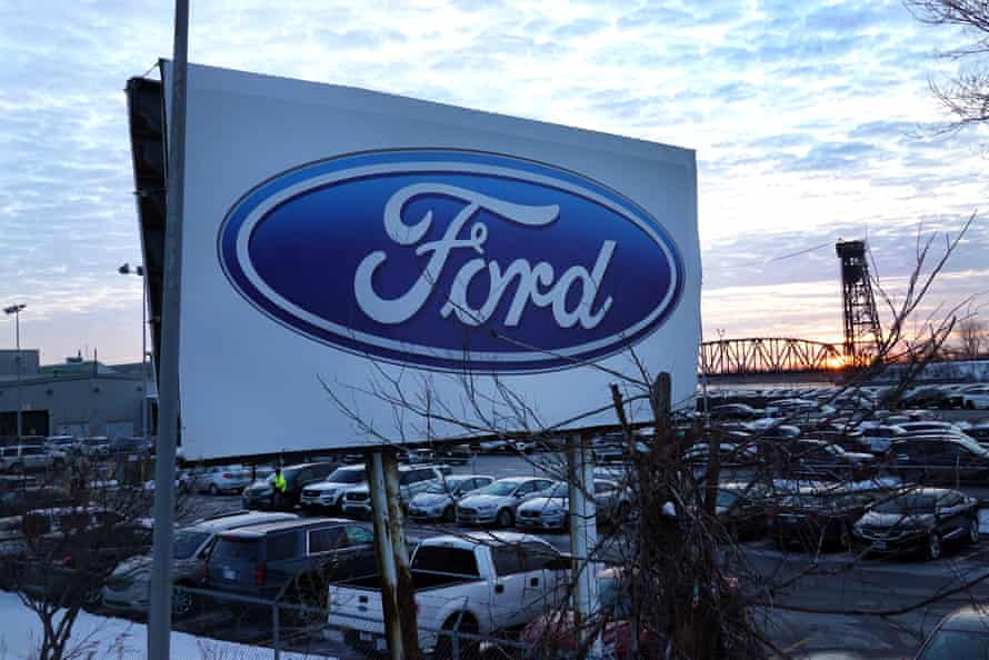 Ford has cut production at its Chicago facility as an ongoing microchip shortage takes a toll on the auto industry.