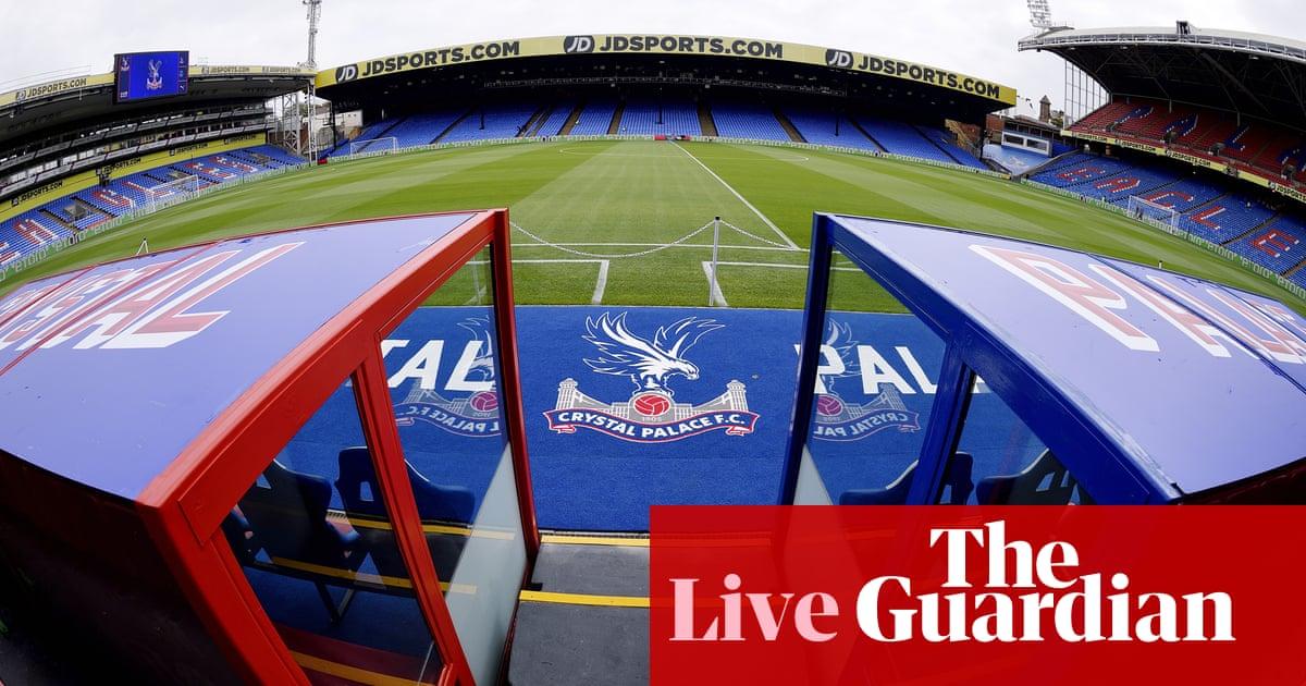 Crystal Palace v Everton, Watford v Brighton and more: clockwatch – live!