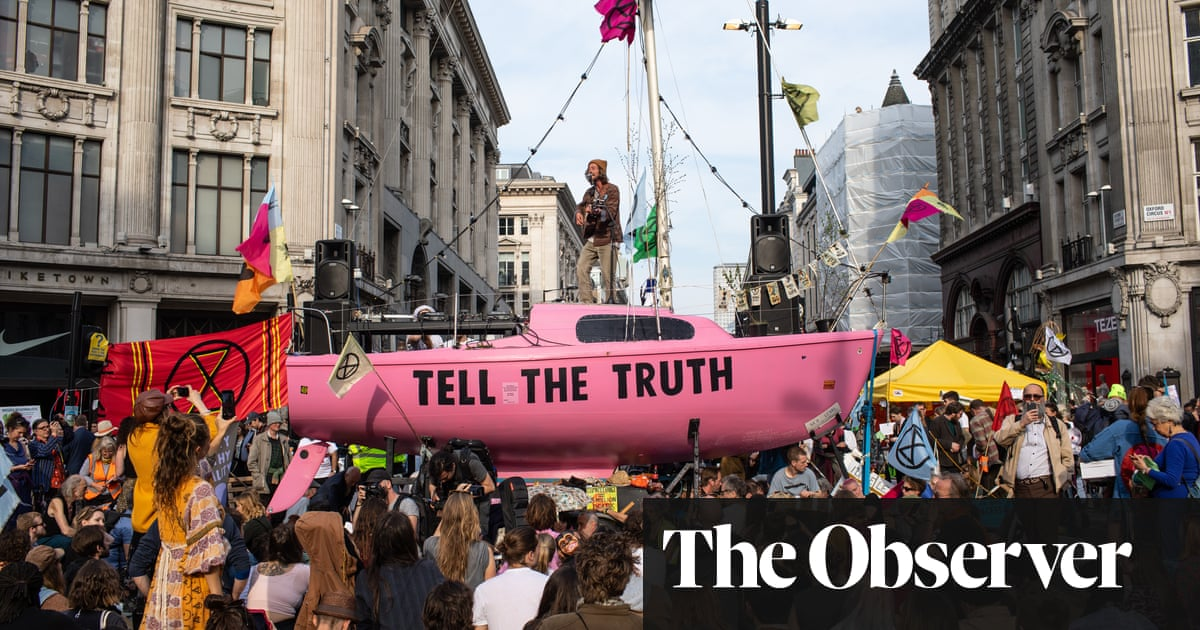 Wrong to label Extinction Rebellion as extremists, says Home Office adviser