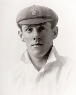 Harry Storer went from a dismal season with Derbyshire to earn England caps as a footballer.