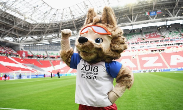 theguardian.com - Sean Ingle - Surely it is no surprise that even football may be tainted in Russia? | Sean Ingle