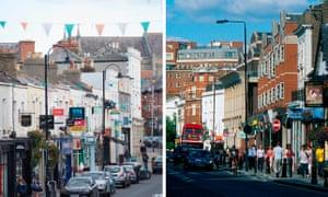 Shops in Blackrock versus Kings Road, Chelsea.