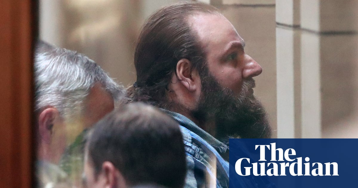 Accused far-right terror plotter allegedly spoke of 'cutting throats' in Melbourne