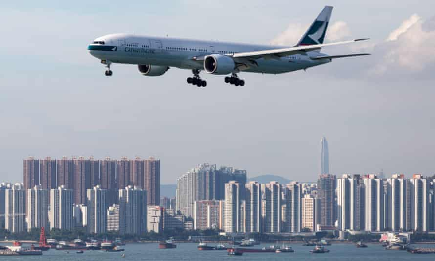 Cathay Pacific had already asked its 27,000 employees to take unpaid leave to help it stay afloat.