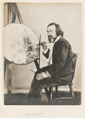Henry Hering, Richard Dadd at his easel, 1857Dadd at work. He is best-known for his work that depicts fairies and other fantastical creatures. His most famous painting is The Fairy Feller's Master-Stroke, which has inspired the likes of Queen and Terry Pratchett