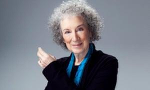 'Terrifying and exhilarating' ... Margaret Atwood.