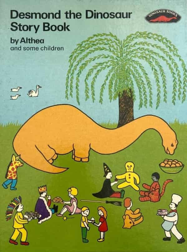 Althea Braithwaite's style of writing and illustrating was simple and direct