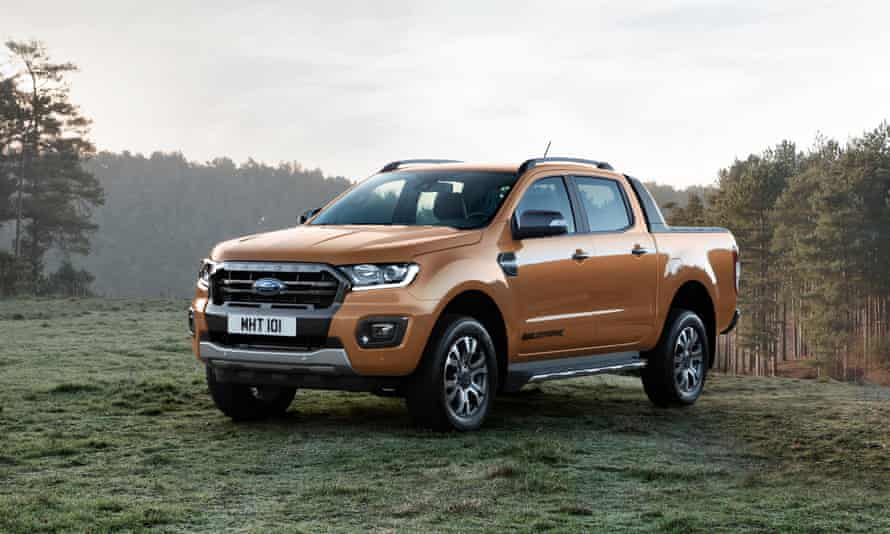 Unchartered territory: Ford's Ranger has an important job of work to do - but Insta lifestylers should leave it well alone