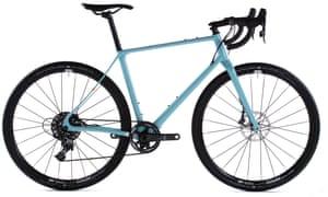 Vielo V + 1 blue gravel bike
