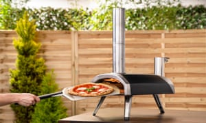 Slice of the action: a table-top pizza oven from Ooni