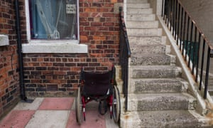 One of the most poverty-stricken coastal towns in the UK, Barrow-in-Furness is the town that has the most drug-related deaths in the country; the area surrounding Edgerton Court in the Barrow Island community being the epicentre of the problem. Barrow, Cumbria, 26/4/18