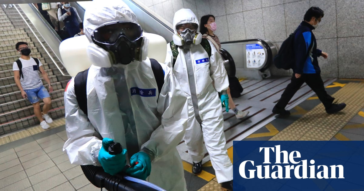 Taiwan factory forces migrant workers back into dormitories amid Covid outbreak