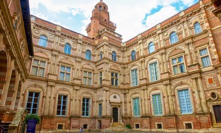 Hotel d'Assezat, Toulouse