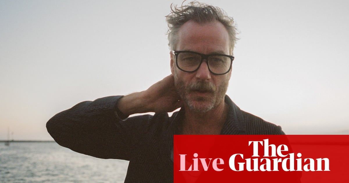 Matt Berninger webchat: your questions answered on Morrissey, Taylor Swift and infinite creativity