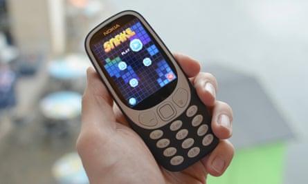 nokia 3310 review