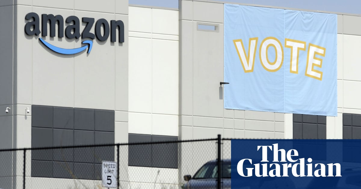 Amazon rejects claims it intimidated Alabama workers during union vote