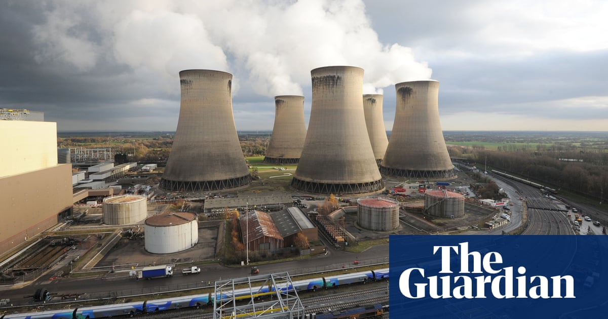 Drax faces prosecution over health risk of dust from biomass pellets