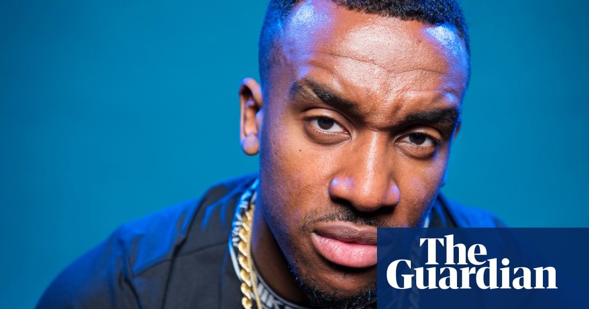 Rapper Bugzy Malone involved in serious motorbike accident