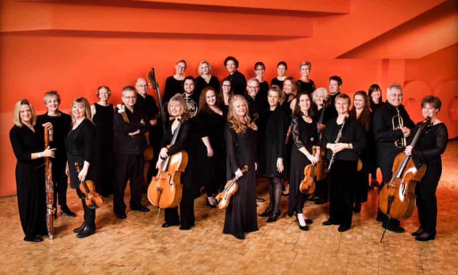 Britten Sinfonia.