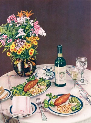 Chicken Kiev: the dish was resurrected in 1947 thanks to a cook at the Ministry of International Affairs.