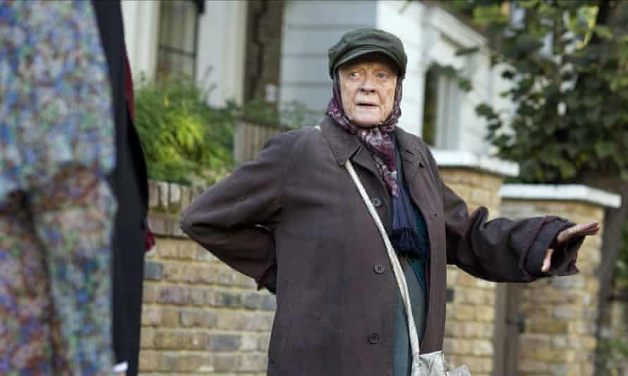 Maggie Smith as Mary Shepherd