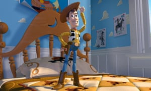 Revolutionary … cowboy Woody in the first Toy Story.