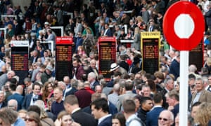 Newmarket's betting ring was well populated on this occasion but the racecourse betting market is not always so robust.
