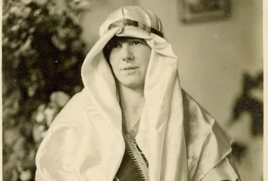 The author Freya Stark