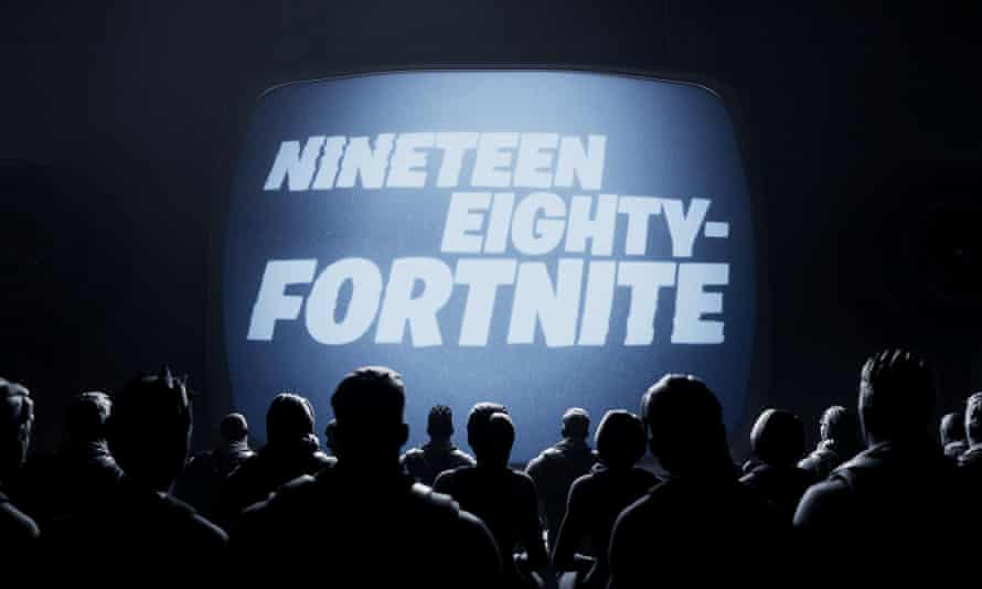 Nineteen Eighty-Fortnite still