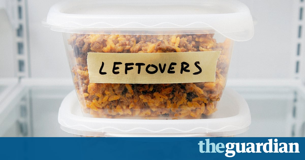 My eldest has flown the nest – I feel his absence in the leftovers