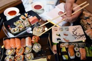 No No No What Do Top Japanese Chefs Make Of Britains